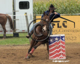 Savannah, NY Barrel Racing
