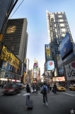 New York in Motion: Times Square II