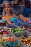 Barbie the Saleswoman