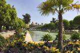 Alcázar Gardens, Cordoba