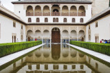 Patio de Arravanes, Alhambra, Granada