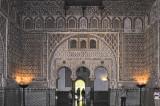 Salón de Embajadores, Real Alcázar, Seville