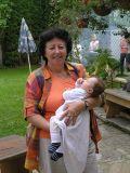 Laurenz & Grandma