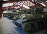 Littlefield Tank Display