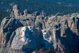 Mount Rushmore by Air