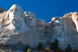 Mount Rushmore...