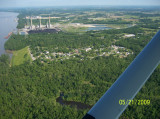 Joppa, IL  EEI Plant-Departing M30