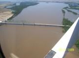 Bridge from Dyersburg, TN to Caruthersville, MO
