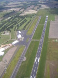 Union City, TN setting up for downwind to land