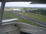 Departing Union City, TN