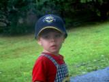 Young Eagle Owen 9-23-06