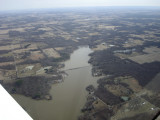 Lake of Egypt(I think) in So. IL near Marion