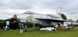 days of old. English Electric lightning