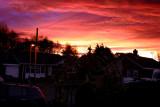 sunrise this morning Saturday November 15th at 7.20am