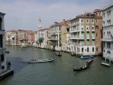 the canals in Venice