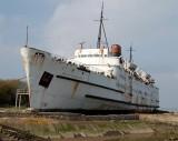 The fun ship  duke of Lancaster