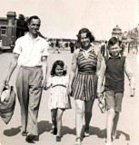Happy days in Rhyl in the 1950's