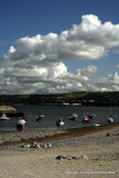 Rhos-on sea  (Cumulus clouds )