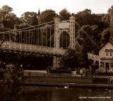Queens park bridge Chester