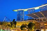 Marina Bay Sand - Sky Park View