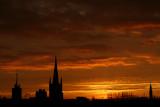 From my window in Leuven, Belgium