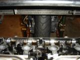 Radiator removed