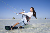Kiteboarding Photos from the Turks and Caicos
