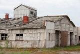 Abandoned kolkhozes