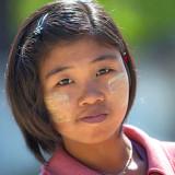 Mingun Girl