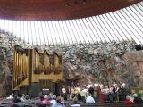 Temppeliaukio Rock Church (Helsinki, Finland)