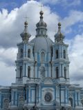Smolny Cathedral (St. Petersburg, Russia)