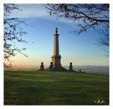 The Coombe Hill Boer War Memorial