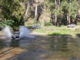 LA crossing Wongungurra River, Grant