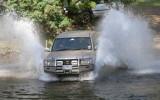 Roy Crossing Wongungurra River, Grant