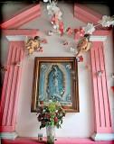 virgen shrine