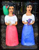 aguilar sisters ceramics