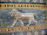 Lion at Pergamum Museum - Berlin
