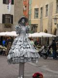 Living Statue Innsbruck