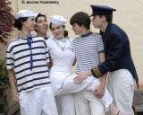 Patrick, James, Emma, Alec, Max