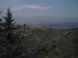City View from Mount Vodno III.