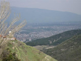 City View from Mount Vodno IV.