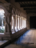Cathedral Courtyard, Aix-en-Provence