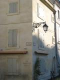 Cezanne's yellow house