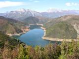 Lake Fierza