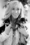 Paris and Tinkerbell Hilton by Little Friends Pet Photography