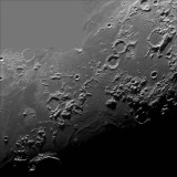 Rimae Hippalus, Ramsden, Agatharchides & Hesiodus 06-Jan-09 22:00UT