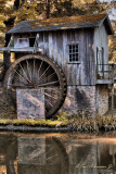 Old Water Mill  Port Gibson, Miss