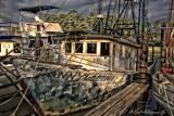 Shrimpboat Graveyard