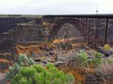 Snake River Canyon Bridge
