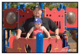Daddy and Ian6.20.06